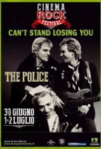 Il film musicale dei POLICE