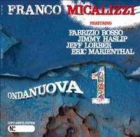 FRANCO MICALIZZI Onda Nuova 1