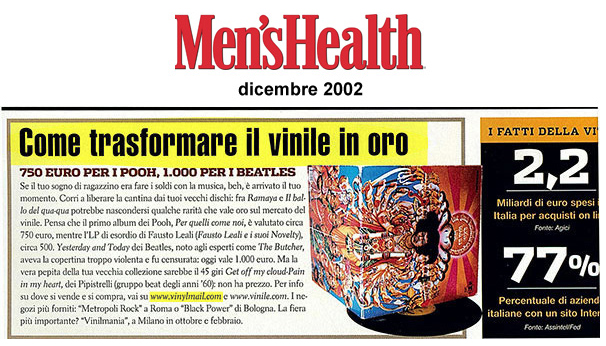 Mens Health dicembre 2002