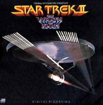 James Horner Star Trek Ii The Wrath Of Khan Vinylmail